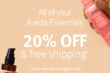 Aveda-Canada-Aveda-Essentials-Event-Save-20-Off-Sitewide-Free-Shipping-Free-Full-Size-Gift-2020-Canadian-Deals-Sale-Promo-Codes-Glossense